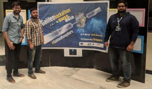EPIC Knowledge Society Team at GNSS Asia Galileo Hackathon